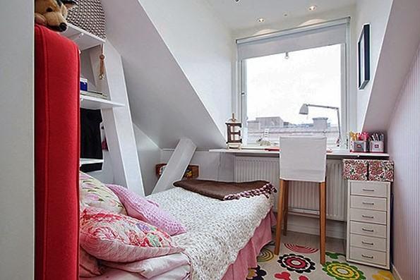 Contoh Interior Kamar Tidur Minimalis