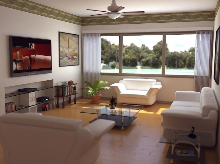 Contoh Sofa Tamu Minimalis