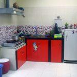 Desain Dapur Minimalis Tanpa Kitchen Set