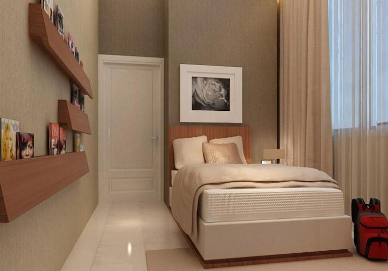 Desain Furniture Interior Kamar Tidur