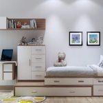 Desain Furniture Kamar Tidur Minimalis
