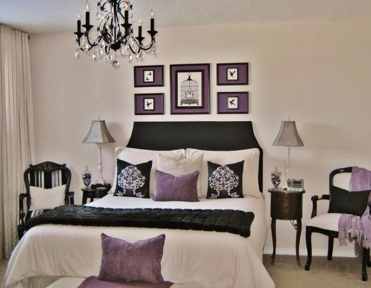 Desain Furniture Kamar Tidur Utama