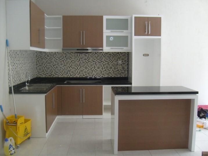 Desain Furniture Kitchen Set Minimalis