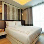 Desain Interior Kamar Tidur 3x4