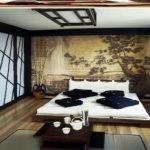 Desain Interior Kamar Tidur Ala Jepang
