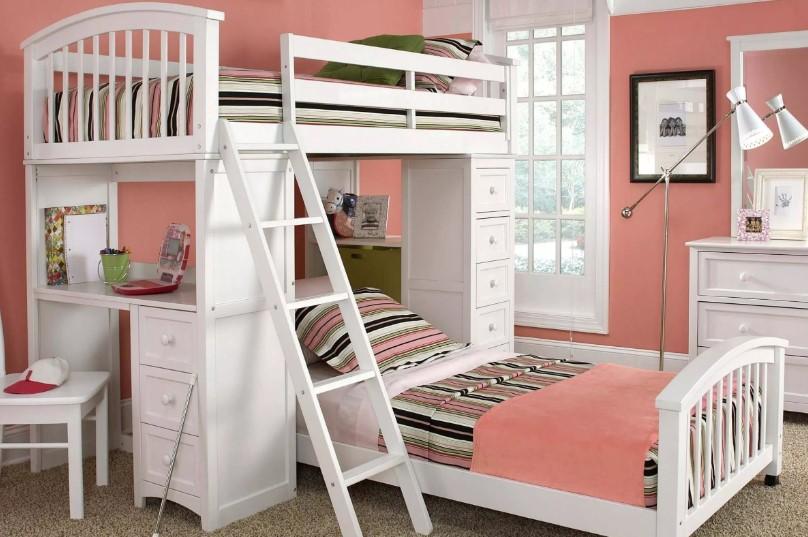 Desain Interior Kamar Tidur Bertingkat