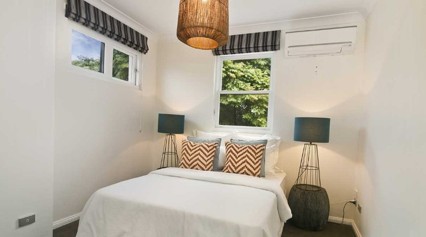 Desain Interior Kamar Tidur Berukuran Kecil