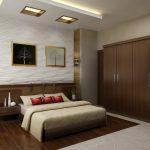 Desain Interior Kamar Tidur Mewah Klasik