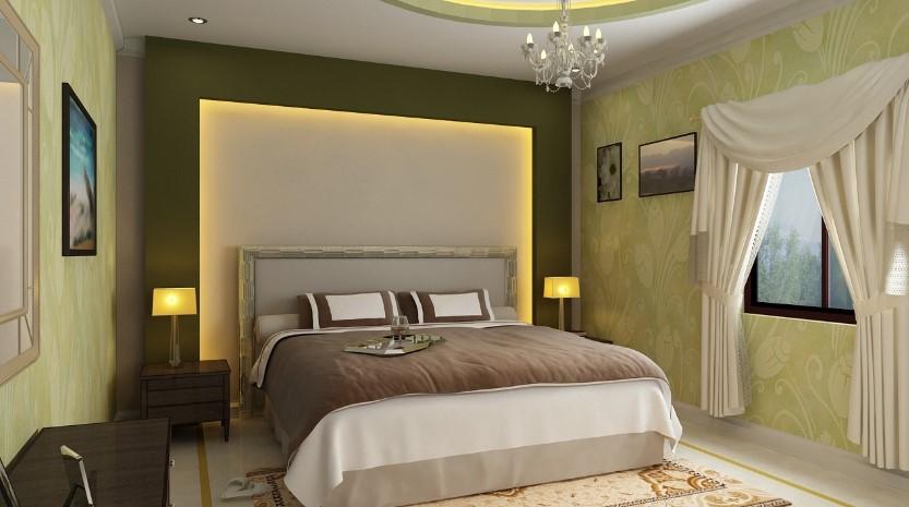 Desain Interior Kamar Tidur Minimalis Ukuran 3x3
