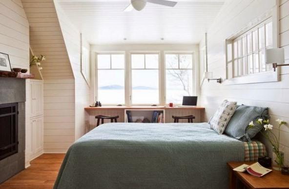 Desain Interior Kamar Tidur Sederhana Ukuran 3x4