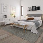 Desain Interior Kamar Tidur Skandinavia