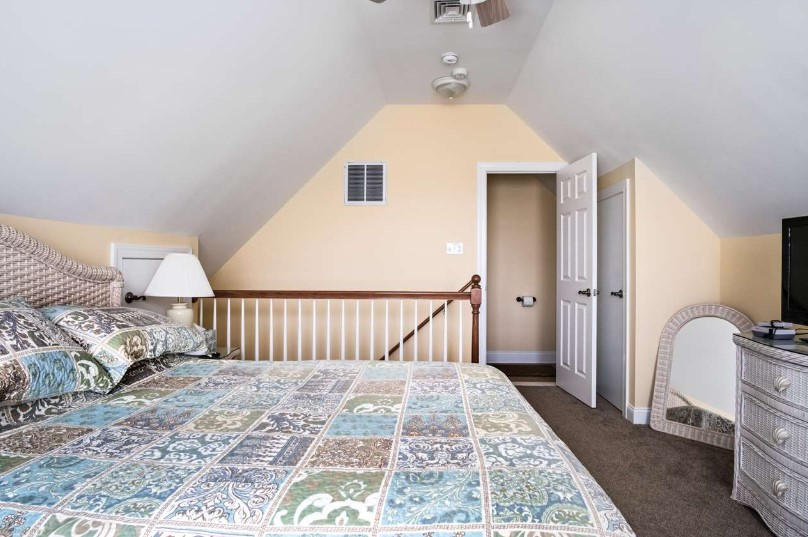 Desain Interior Kamar Tidur Tanpa Jendela