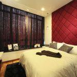 Desain Interior Kamar Tidur Utama 3x4