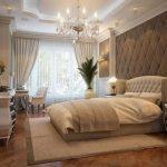 Desain Interior Kamar Tidur Utama Mewah