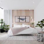 Gambar Desain Interior Kamar Tidur Utama Minimalis