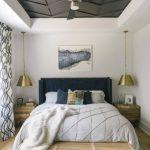 Desain Interior Kamar Tidur Utama Ukuran 3x3