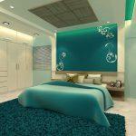 Desain Interior Kamar Tidur Yang Nyaman