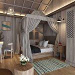 Desain Interior Kamar Tradisional