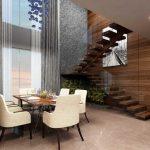 Desain Interior Rumah 2 Lantai Minimalis Tampak Depan