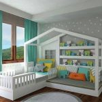 Desain Kamar Tidur Anak Kecil
