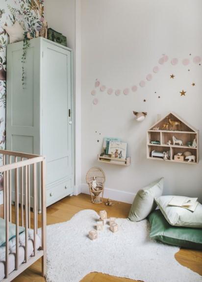 Desain Kamar Tidur Anak Simple