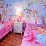 Desain Kamar Tidur Anak Tema Princess