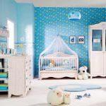 Desain Kamar Tidur Bayi