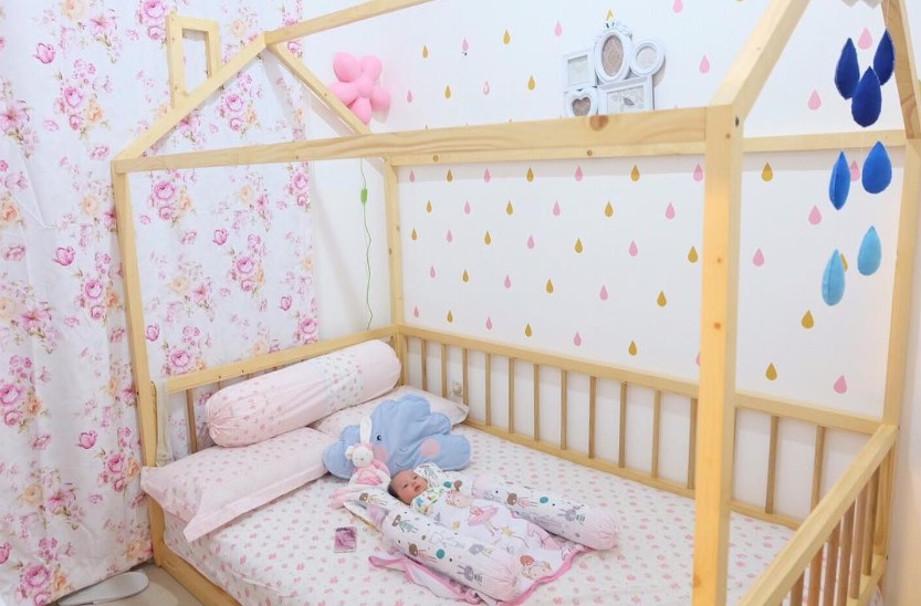 Desain Kamar Tidur Bayi Sederhana