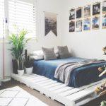 Desain Kamar Tidur Elegan Sederhana