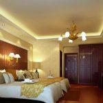 Desain Kamar Tidur Hotel Mewah