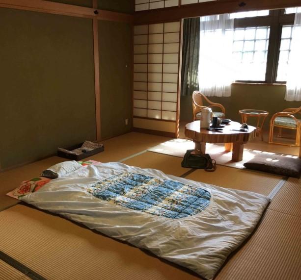 Desain Kamar Tidur Minimalis Ala Jepang