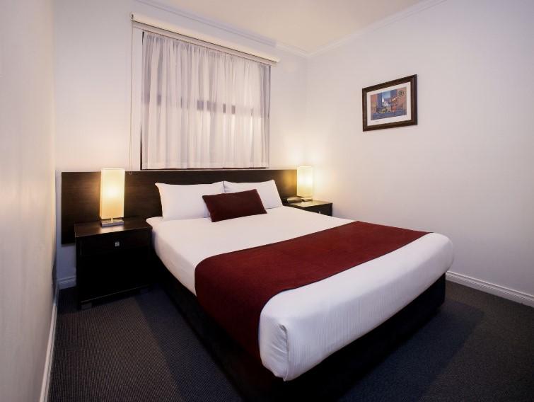 Desain Kamar Tidur Minimalis Apartemen