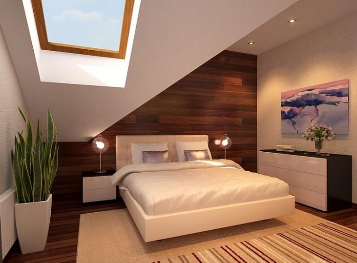 Desain Kamar Tidur Minimalis Mewah