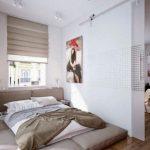 Desain Kamar Tidur Minimalis Modern 2019