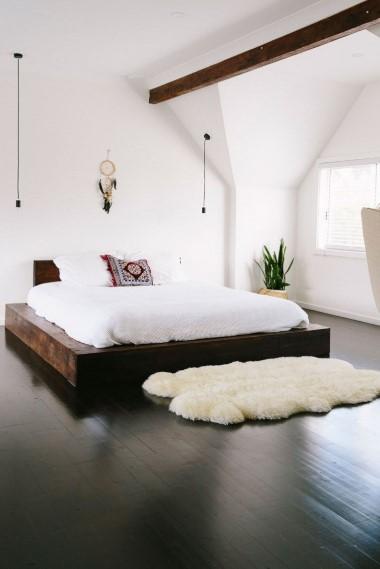 Desain Kamar Tidur Minimalis Modern 3x3