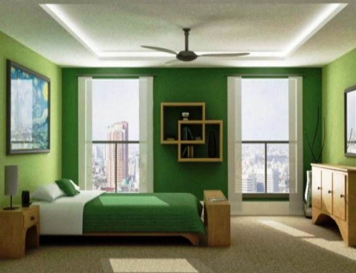 Contoh Desain Kamar Tidur Minimalis Ukuran 3x3