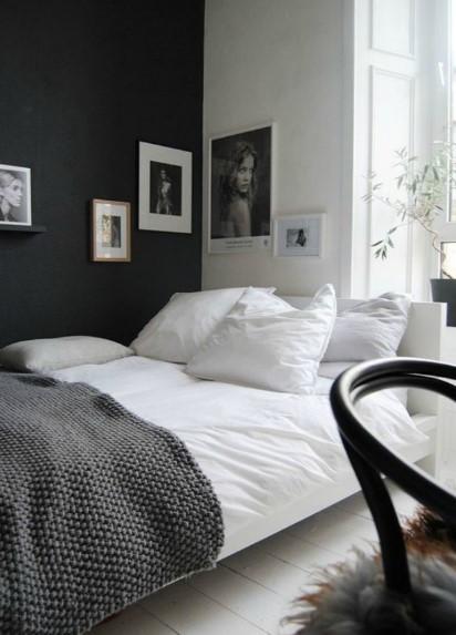 Desain Kamar Tidur Minimalis Ukuran Kecil