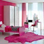 Desain Kamar Tidur Nuansa Pink