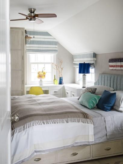 Desain Kamar Tidur Rumah Minimalis Modern