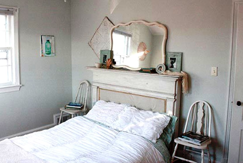Desain Kamar Tidur Rumah Minimalis Type 36