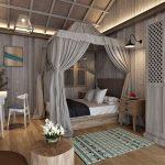 Desain Kamar Tidur Sederhana Ala Jawa