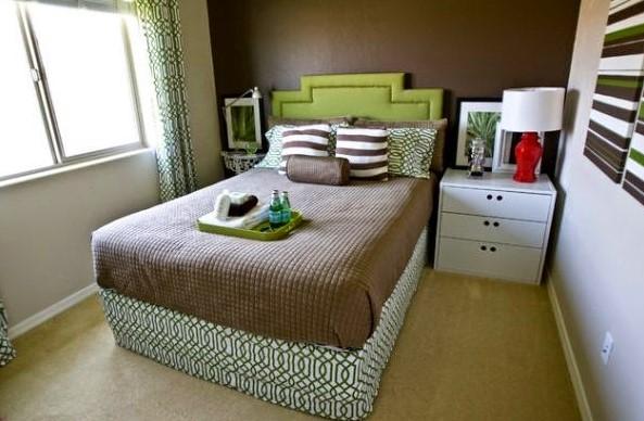 Desain Kamar Tidur Sederhana Dan Sempit