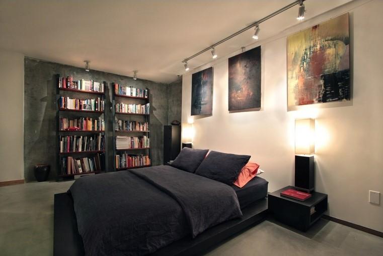 Desain Kamar Tidur Sederhana Klasik