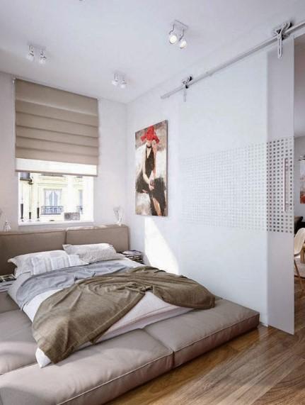 Desain Kamar Tidur Sederhana Tapi Indah