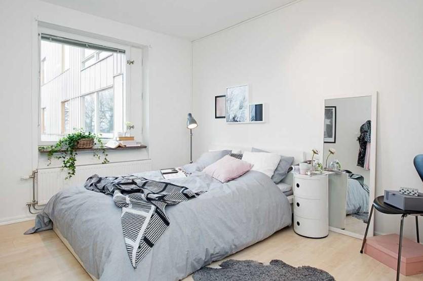 Desain Kamar Tidur Sederhana Ukuran 3×3 Untuk Remaja
