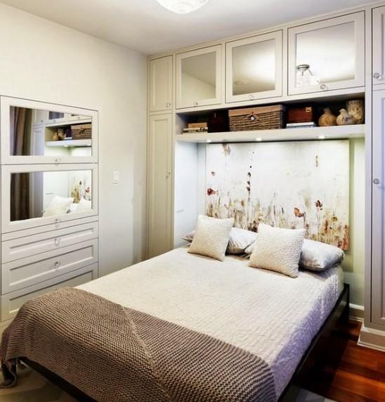 Desain Kamar Tidur Sederhana Ukuran Kecil