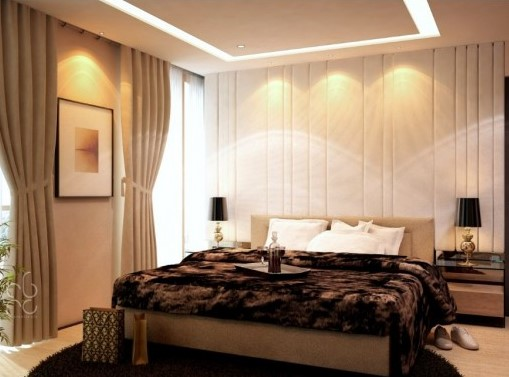 Desain Kamar Tidur Ukuran 3 X 4