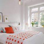 Desain Kamar Tidur Ukuran 3x3 yang Penuh Warna