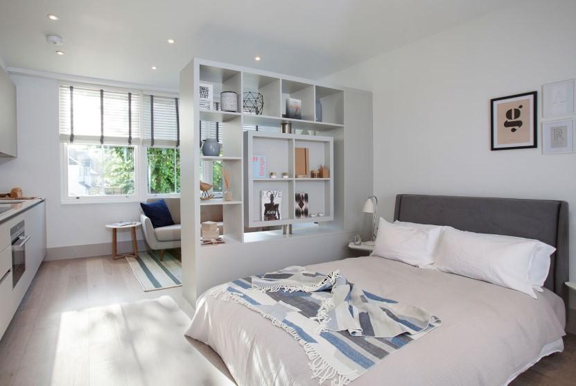 Desain Kamar Tidur Ukuran Kecil Ala Korea