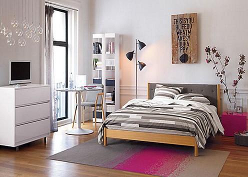 Desain Kamar Tidur Ukuran Kecil Architectaria